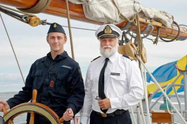 Fartygsbefäl klass 8 - kustens.se